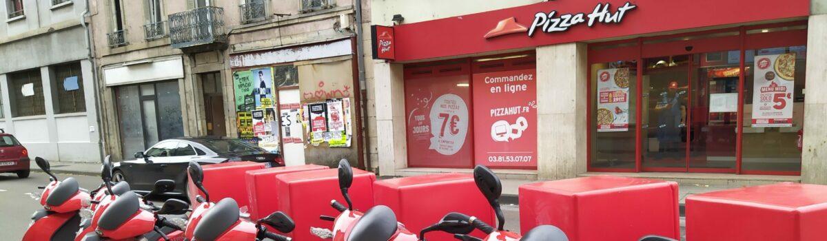 Interview : M. Certelli Pizza Hut Besançon