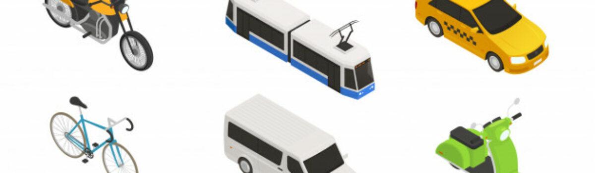 Quel est le « meilleur » moyen de transport en centre-ville ?